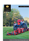 Model 521XR - 96 - Cut Articulating Mower Datasheet