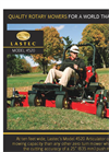 Model 4520 - Cut Articulating Mower Brochure