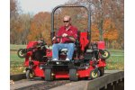 Lastec - Model 100 Series - 100 Cut - Zero Turn Mower
