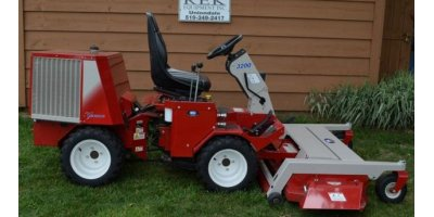Ventrac - Model 3200 Series - Lawn Mowers
