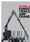 Palms - Model 6S - Forestry Timber Trailer - DataSheet