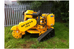 Carlton - Model SP5014 TRX - Fully Hydraulic Self-Propelled Stump Grinder