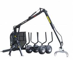 Palms - Model 625 - Forestry Timber Cranes