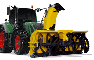 Model 2014 - Snowblower