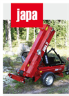 Chain Saw Machines 305 Series- Brochure