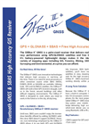 Model SX Blue II - High Accuracy GNSS Receiver Brochure