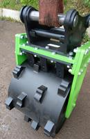 RSL - Compactor Wheels for Excavators