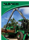 Silvator Wood Chipper 2000 Series- Brochure