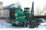 Albach  - Model 2000 Series - Silvator Wood Chipper