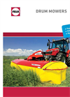 Drum Mowers- Brochure