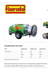 Traile Railed Airblast Sprayers - Brochure