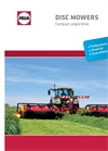 Disc mowers- Brochure