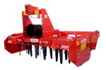 Maschio - Model DELFINO DL Series - Fix Power Harrows