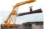 Fulghum  - 100` Radial Log Cranes