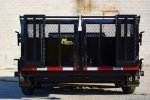 Model 5 Ton - Front Mount Dump Trailers
