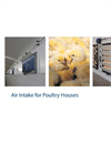 ​​Air Intake for Poultry Production- Brochure