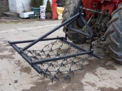 KTM - Model 4 FT Three - Regular Mounted Harrow