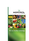 Agrosol - Foil and Soil Fertilizers Brochure