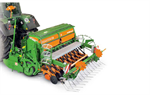 AMAZONE - Model AD - Seed Drill