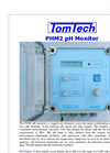 Tomtech - Model PHM2 - PH Monitor Sensors Datasheet