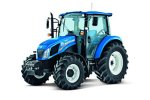 New Holland - Model T4000: T4 with 65-97 hp - Tractors