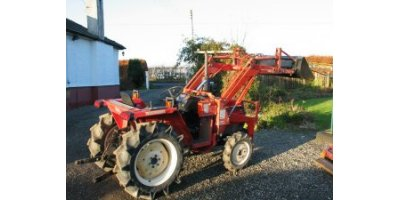 Yanmar - Model F series - Tractor with Loader