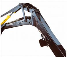 Cranab - Model HC155 - Forestry Harvester Cranes