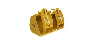 CWS - General Purpose Overclamp Buckets