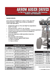 Auger Drives and Bits - Brochure