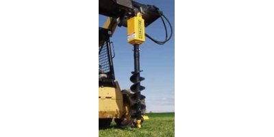 Belltec - Model NC-Series - Hydraulic Auger Drives