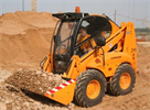 Amkodor - Model 211 - Skid Steer Loaders