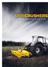 Meri - Model MJ-serie - Crusher Brochure