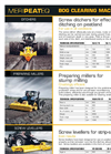 Meripeateq - Model MJK - Soil Preparing Miller Brochure