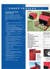 Bushel Portable Creep Feeder 140 Series- Brochure