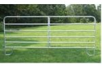 Model 6 Series - Bar Economy Galvanized Corral Panel