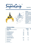 SuperGrip TL430 Grapples Brochure