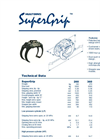SuperGrip - SG260 - Grapples Brochure