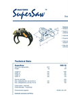 SS550-10 Grapple Saws Brochure
