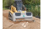 Skid Steer Stone Crusher