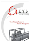 EYS - Dryer Composting Systems - Brochure