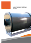 Rekitec - Drum Composting Systems Brochure