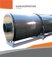 Rekitec - Drum Composting Systems