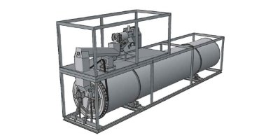 Rekitec - Model EYS - Dryer Composting Systems
