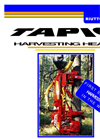 Tapio - 400 EXS - Stroke Harvesting Head Brochure