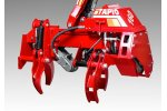 Tapio - Model 160 - Stroke Harvesting Head