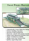 Sweet Potato Harvester- Brochure