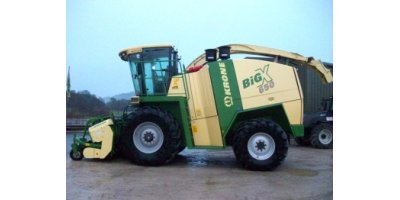 Krone - Model BiG X 650i SP - Forage Harvester