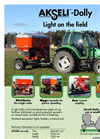 Akseli - Model AP - Small Tractor Brochure