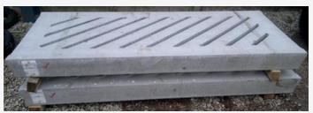 Mick Moor - Pre-Cast Concrete Slatted Cover