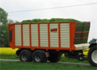 RADIUM - Model 45 and 50 - Silage Trailer